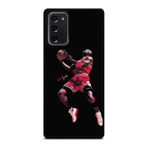 FLYING MICHAEL JORDAN for Samsung Galaxy Note 20 Case Cover