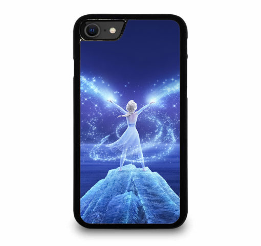 FROZEN POWER for iPhone SE (2020) Case Cover