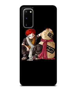GAARA ANIME NARUTO SHIPPUDEN for Samsung Galaxy S20 Case