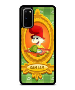 GREEN EGGS AND HAM for Samsung Galaxy S20 Case