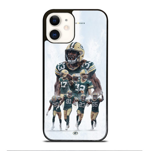 Green Bay Packers Roster for iPhone 12 Case Cover