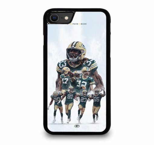 Green Bay Packers Roster for iPhone SE (2020) Case Cover