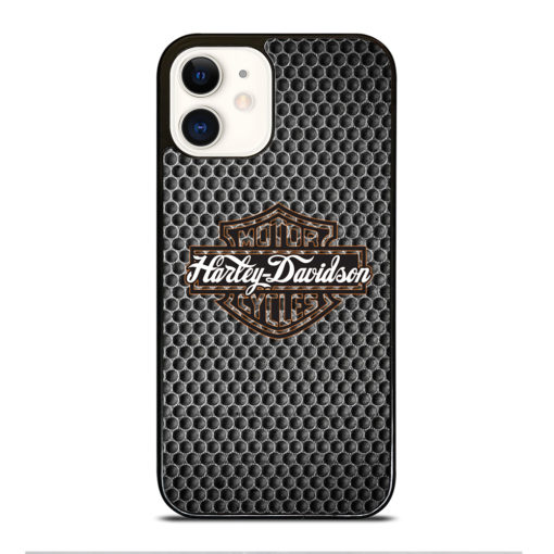 HARLEY DAVIDSON CYCLES LOGO for iPhone 12 Case