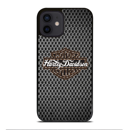 HARLEY DAVIDSON CYCLES LOGO for iPhone 12 Mini Case Cover
