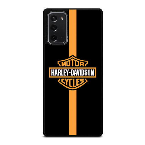 HARLEY DAVIDSON MOTORCYCLE for Samsung Galaxy Note 20 Case Cover