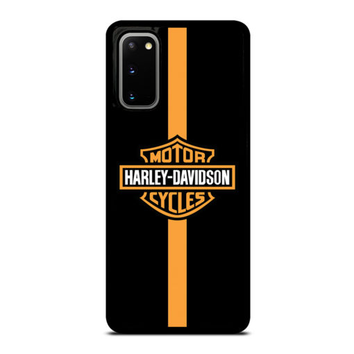 HARLEY DAVIDSON MOTORCYCLE for Samsung Galaxy S20 Case Cover