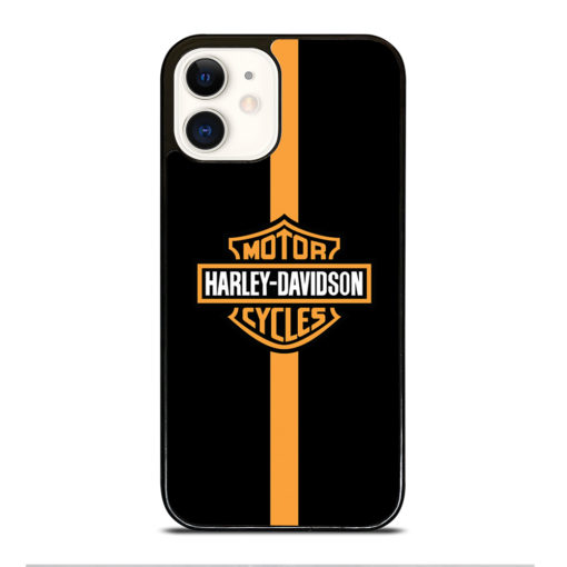HARLEY DAVIDSON MOTORCYCLE for iPhone 12 Case