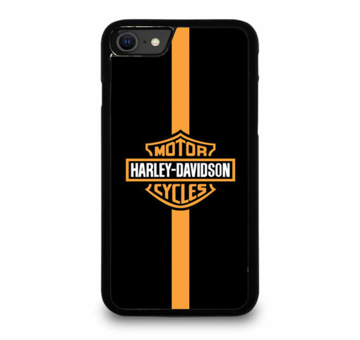 HARLEY DAVIDSON MOTORCYCLE for iPhone SE (2020) Case Cover