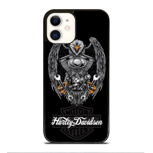 HARLEY DAVIDSON SOCIETY for iPhone 12 Case Cover