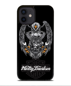 HARLEY DAVIDSON SOCIETY for iPhone 12 Mini Case Cover