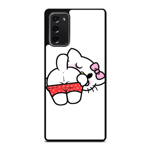 HELLO KITTY OUTRAGEOUS for Samsung Galaxy Note 20 Case