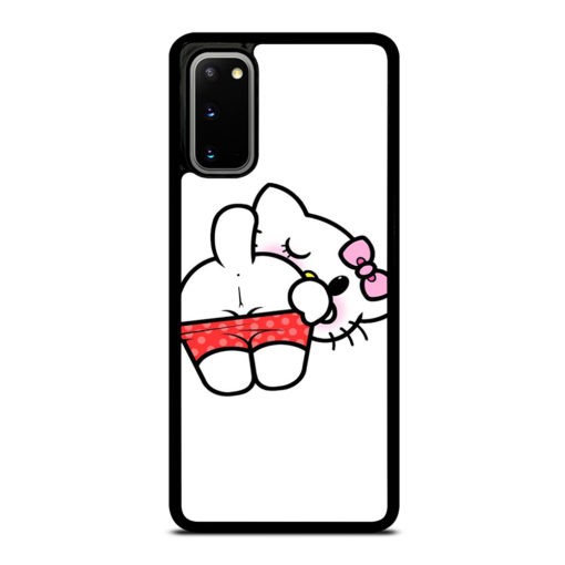 HELLO KITTY OUTRAGEOUS for Samsung Galaxy S20 Case Cover