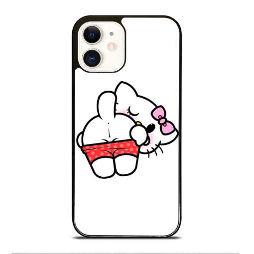 HELLO KITTY OUTRAGEOUS for iPhone 12 Case Cover