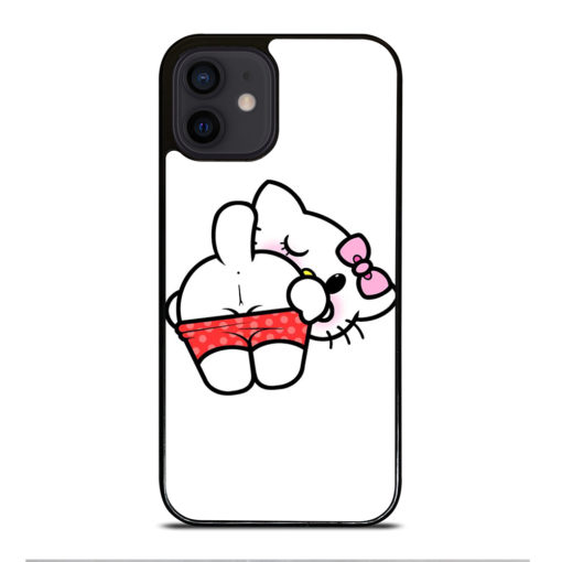 HELLO KITTY OUTRAGEOUS for iPhone 12 Mini Case