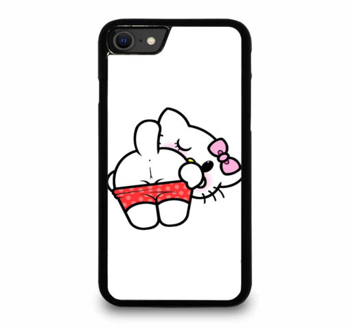 HELLO KITTY OUTRAGEOUS for iPhone SE (2020) Case
