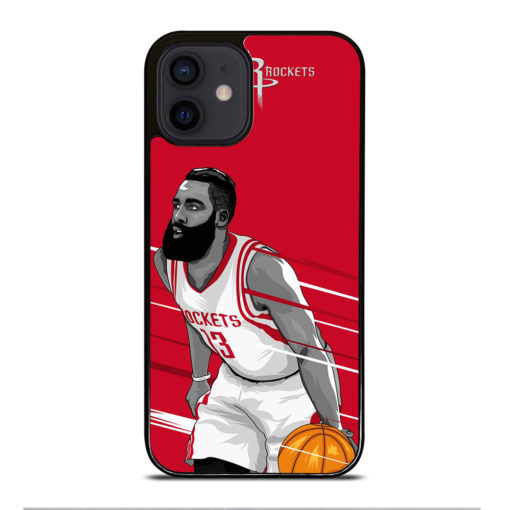 Houston Rockets James Harden for iPhone 12 Mini Case Cover