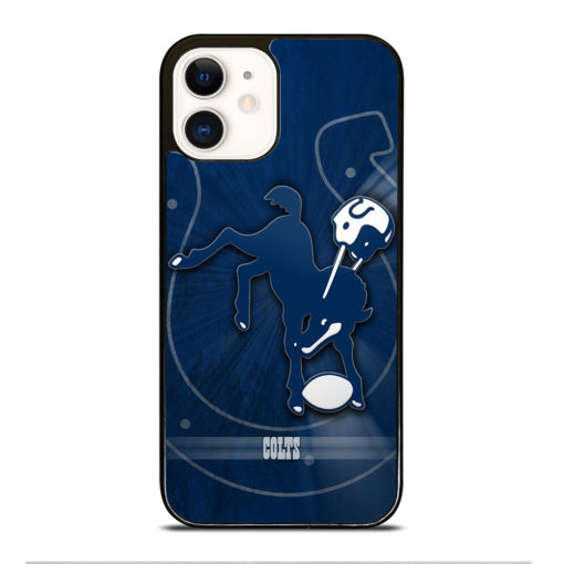 INDIANAPOLIS COLTS for iPhone 12 Case Cover