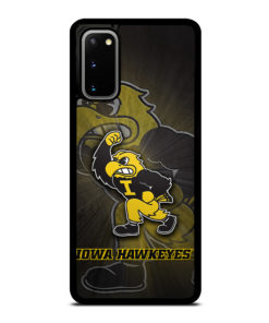 Iowa Hawkeyes Football for Samsung Galaxy S20 Case
