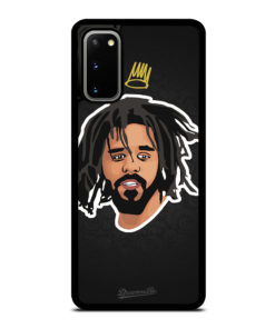 J Cole Dreamville Hip Hop Rapper for Samsung Galaxy S20 Case