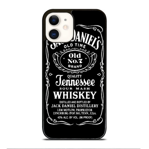 JACK DANIELS for iPhone 12 Case