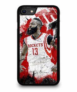 JAMES HARDEN HOUSTON ROCKETS for iPhone SE (2020) Case Cover
