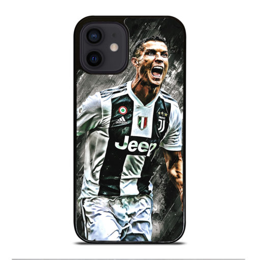 JUVENTUS CRISTIANO RONALDO for iPhone 12 Mini Case Cover