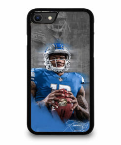 KENNY GOLLADAY DETROIT LIONS for iPhone SE (2020) Case