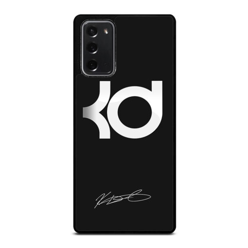 Kevin Durant Signature for Samsung Galaxy Note 20 Case Cover
