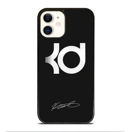 Kevin Durant Signature for iPhone 12 Case Cover
