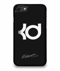Kevin Durant Signature for iPhone SE (2020) Case Cover