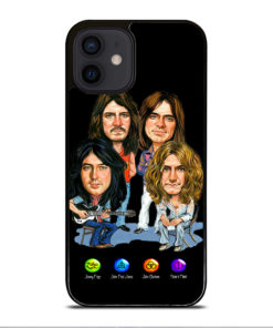LED ZEPPELIN ZOSO SYMBOLS for iPhone 12 Mini Case Cover