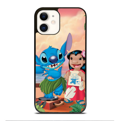 LILO AND STITCH DISNEY for iPhone 12 Case Cover