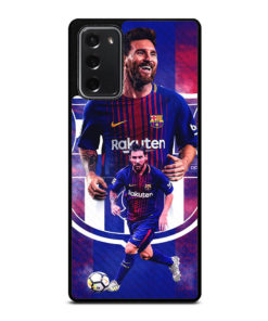 LIONEL MESSI BARCELONA for Samsung Galaxy Note 20 Case Cover