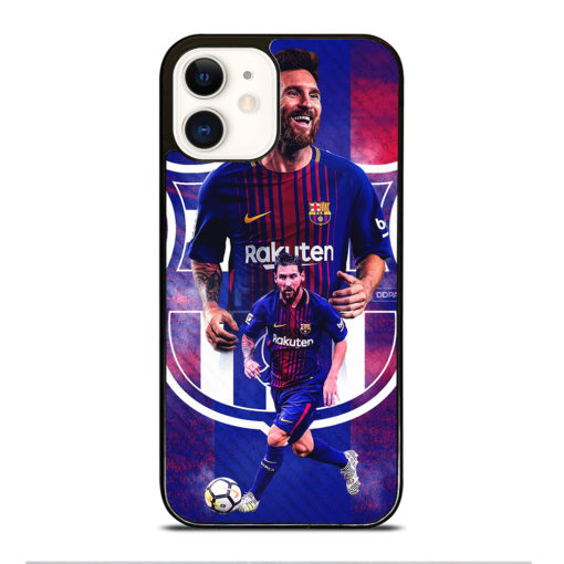 LIONEL MESSI BARCELONA for iPhone 12 Case Cover