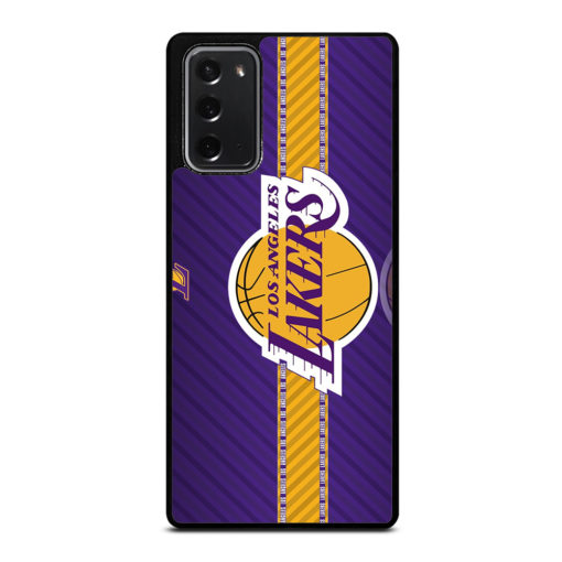 LOS ANGELES LAKERS LOGO for Samsung Galaxy Note 20 Case