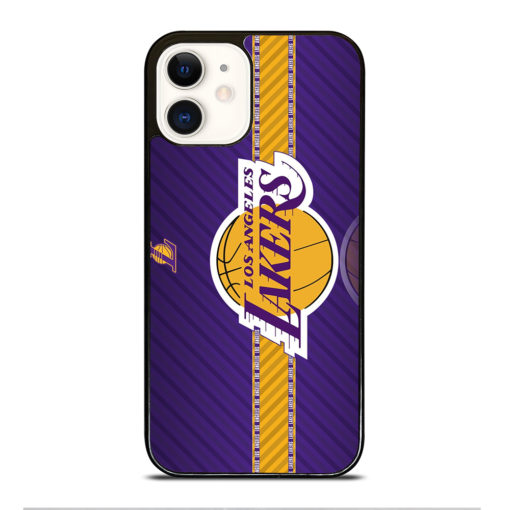LOS ANGELES LAKERS LOGO for iPhone 12 Case