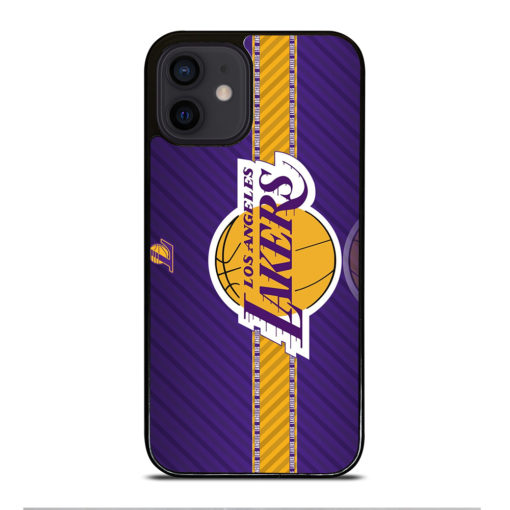 LOS ANGELES LAKERS LOGO for iPhone 12 Mini Case