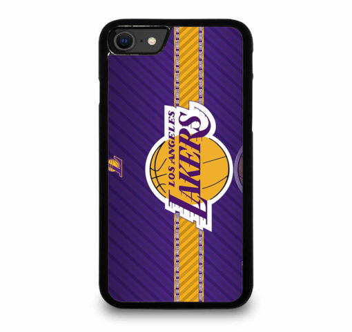 LOS ANGELES LAKERS LOGO for iPhone SE (2020) Case