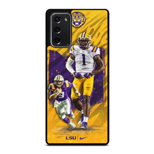 LSU TIGERS FOOTBALL for Samsung Galaxy Note 20 Case Cover