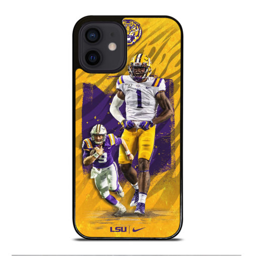 LSU TIGERS FOOTBALL for iPhone 12 Mini Case