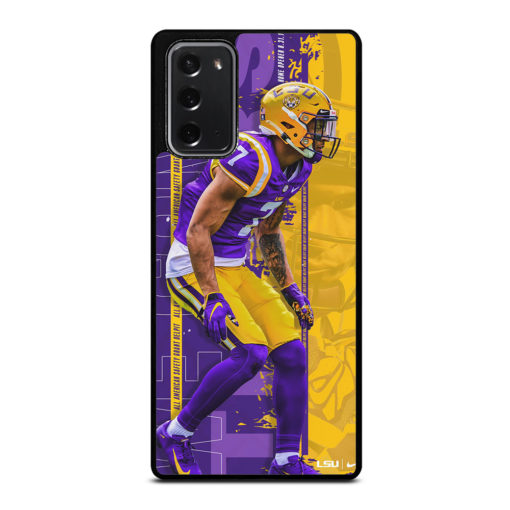 LSU Tigers American Football for Samsung Galaxy Note 20 Case Cover
