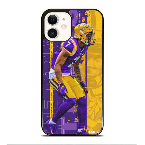 LSU Tigers American Football for iPhone 12 Case Cover