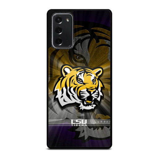 LSU Tigers College Football for Samsung Galaxy Note 20 Case Cover