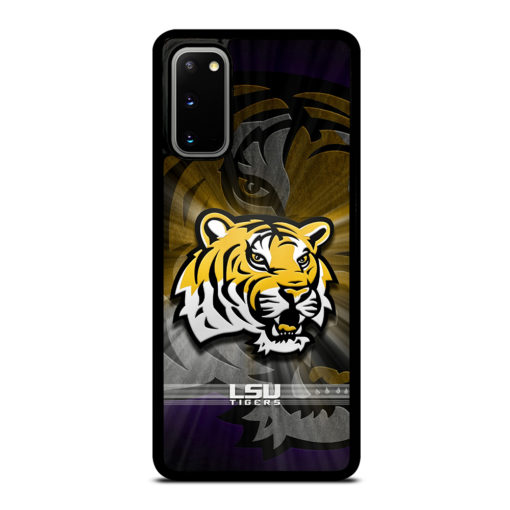 LSU Tigers College Football for Samsung Galaxy S20 Case
