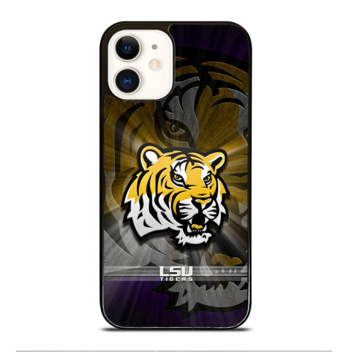 LSU Tigers College Football for iPhone 12 Case