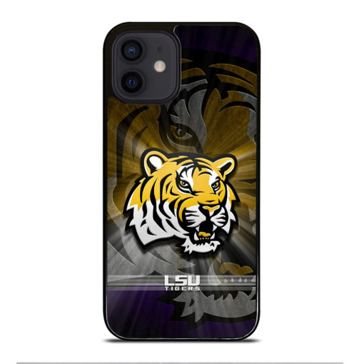LSU Tigers College Football for iPhone 12 Mini Case Cover