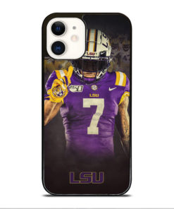 LSU Tigers Football Logo for iPhone 12 Case
