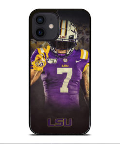 LSU Tigers Football Logo for iPhone 12 Mini Case Cover