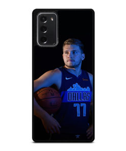 LUKA DONCIC DALLAS MAVERICKS for Samsung Galaxy Note 20 Case