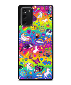 Lisa Frank Rainbow for Samsung Galaxy Note 20 Case